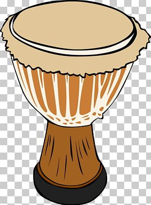 Djembe Drum Music Of Africa PNG