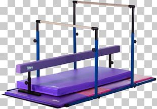 Mat Balance Beam Gymnastics Horizontal Bar Sports PNG