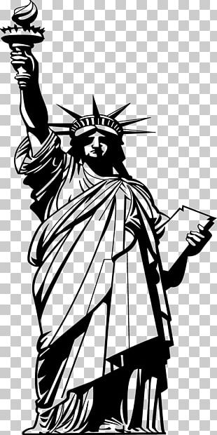 Statue Of Liberty Ellis Island PNG