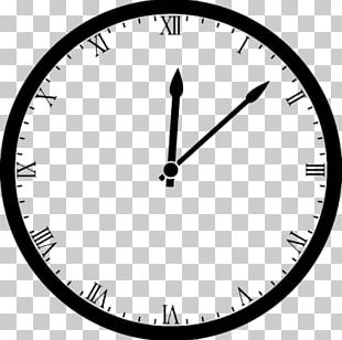 Roman Numerals Clock Face Numeral System PNG