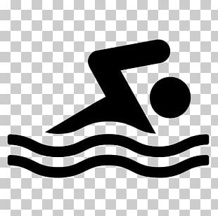 Swimming At The Summer Olympics Logo Swimming Pool Sport PNG