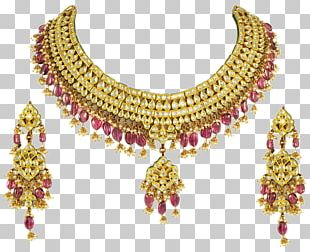 Jewellery Earring Necklace PNG