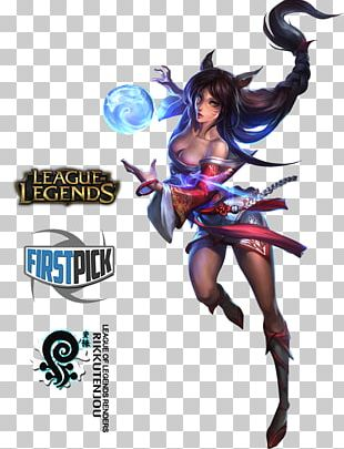 League Of Legends Ahri Nine-tailed Fox Video Game PNG