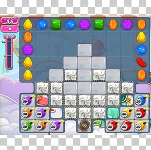 Candy Crush Saga Video Game Walkthrough Level Strategy Guide PNG