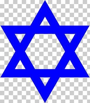 The Star Of David Judaism Bible Jewish People PNG