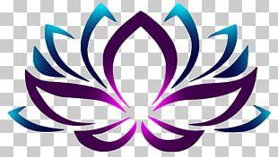 Wall Decal Yoga Nelumbo Nucifera Namaste PNG