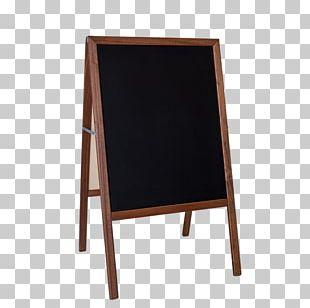 Easel Drawing Board Blackboard Table PNG
