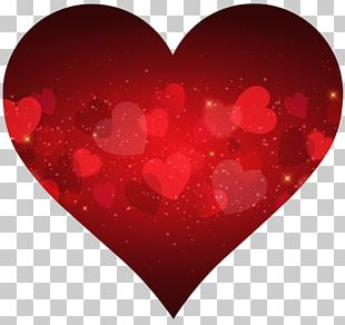 Heart Red Love Valentines Day PNG