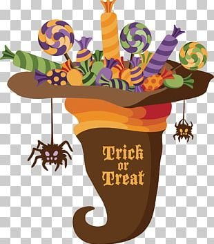 Halloween Trick-or-treating PNG