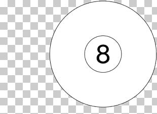White Circle Area PNG