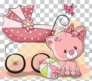 Infant Cuteness Illustration PNG