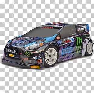 Car 2015 Ford Fiesta ST Subaru World Rally Team Hobby Products International PNG