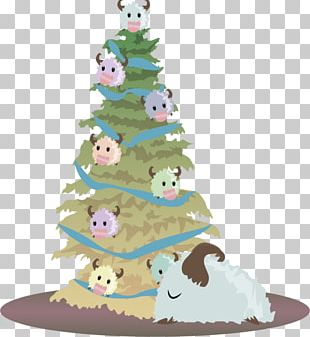Christmas Tree League Of Legends Bilgewater Christmas Gift PNG
