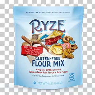 Breakfast Cereal Flour Gluten-free Diet Rice PNG