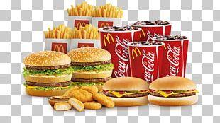 Fast Food Restaurant Hamburger McDonald's PNG