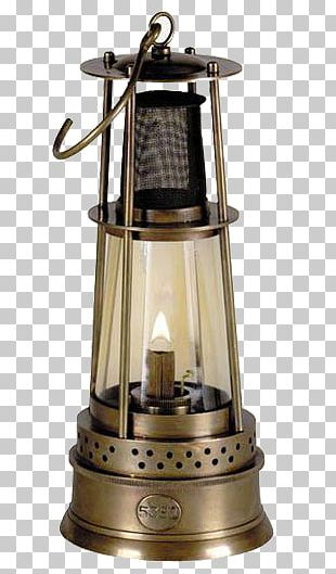 Light Oil Lamp Lantern Mining Lamp PNG