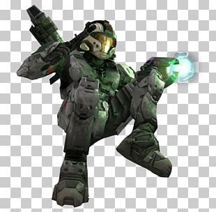 Master Chief Halo 3 Halo: The Flood Soldier Army Men PNG