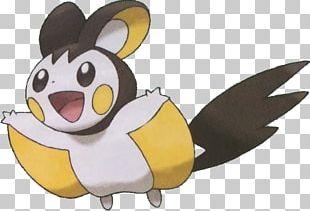 Pokemon Black & White Pikachu Pachirisu Pokémon Black 2 And White 2 Emolga PNG