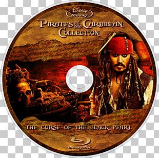 Blu-ray Disc Pirates Of The Caribbean DVD Film Black Pearl PNG