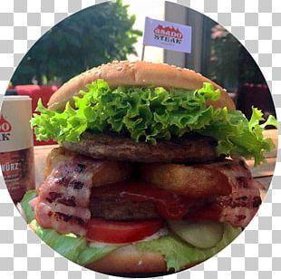 Hamburger Asado Cheeseburger Buffalo Burger Fast Food PNG