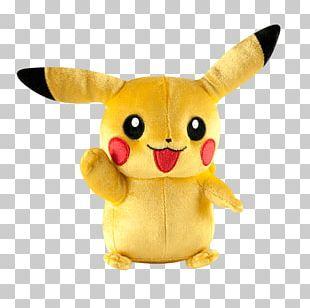 Pikachu Pokémon GO Stuffed Animals & Cuddly Toys Plush PNG
