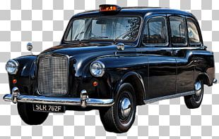 Shiny UK Black Cab PNG