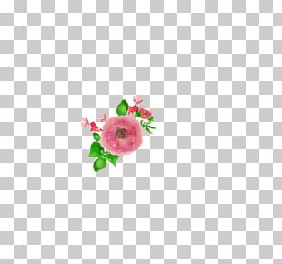 Petal Rose Family Pink M Body Jewellery PNG
