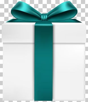 Ribbon Gift PNG