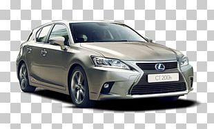 2017 Lexus CT Car Lexus IS Luxury Vehicle PNG