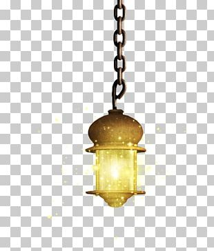 Electric Light Lamp Lantern PNG