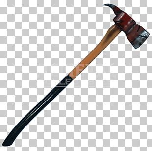 Larp Axe Battle Axe Live Action Role-playing Game Hand Tool PNG