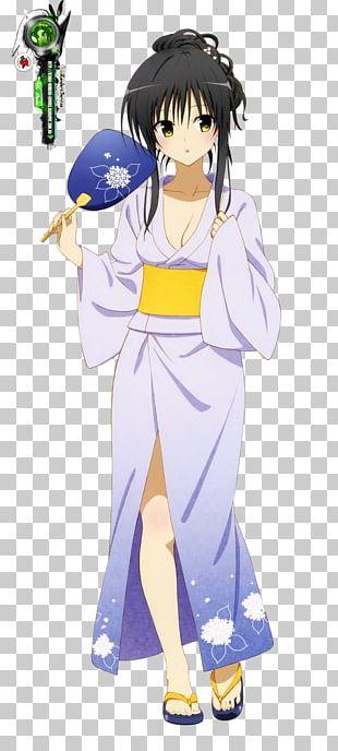 Fiction Illustration Anime Black Hair Mangaka PNG