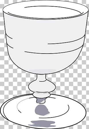 Wine Glass White Wine Black And White Red Wine PNG