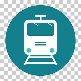 Rail Transport Train SEPTA Regional Rail Computer Icons Track PNG