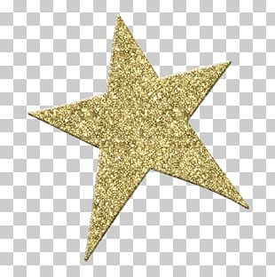 Star Gold PNG