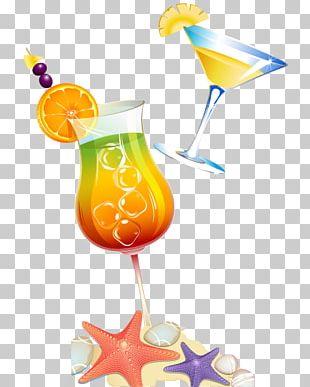 Cocktail Soft Drink Orange Juice Harvey Wallbanger PNG