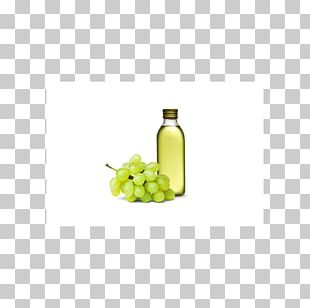 Glass Bottle Grape Seed Oil Refining PNG