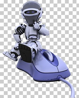 Computer Mouse Robot Stock Photography PNG