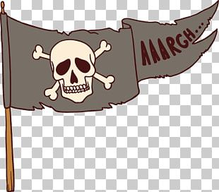 Jolly Roger Flag Piracy PNG