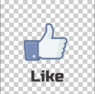 Facebook Social Media Like Button YouTube Social Network Advertising PNG