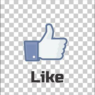 Facebook Social Media Like Button YouTube Social Network Advertising PNG