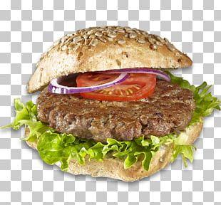 Hamburger Veggie Burger Kebab Fast Food Cheeseburger PNG