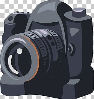 Digital SLR Single-lens Reflex Camera Camera Lens PNG