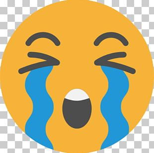 Emoticon Computer Icons Face With Tears Of Joy Emoji Smiley PNG