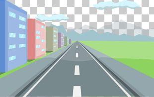 Road Curve PNG