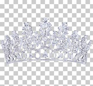 Tiara Diamond Crown Jewellery Imitation Gemstones & Rhinestones PNG