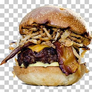 Buffalo Burger Slider Cheeseburger Breakfast Sandwich Fast Food PNG