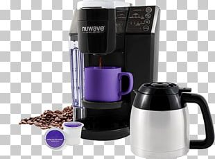 NuWave Cooking Oven Coffeemaker Home Appliance PNG