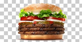 Whopper Hamburger Burger King Specialty Sandwiches KFC French Fries PNG