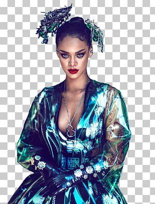 Rihanna China Harper's Bazaar Photo Shoot Fashion PNG